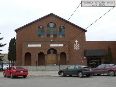 Hrvaška cerkev
