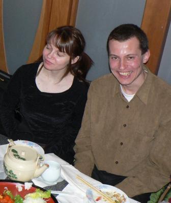 Vadim and Emilie