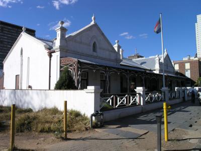 Krugerjeva hiša