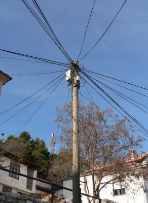 Električna napeljava