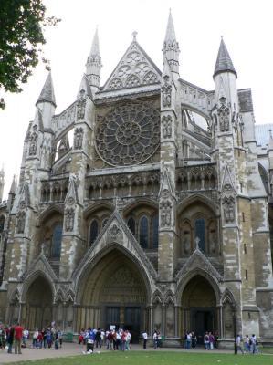 Westminstrska opatija