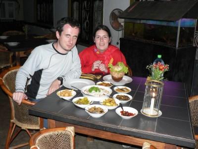Večerja s curryjem