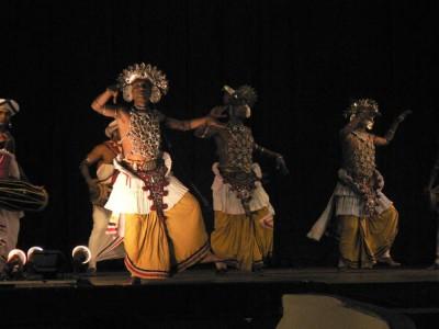 Kandyjski plesalci