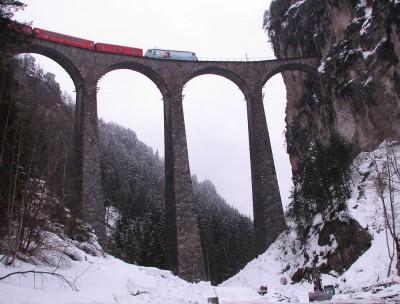 Landwasserski viadukt