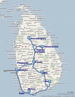 Pot po Šrilanki