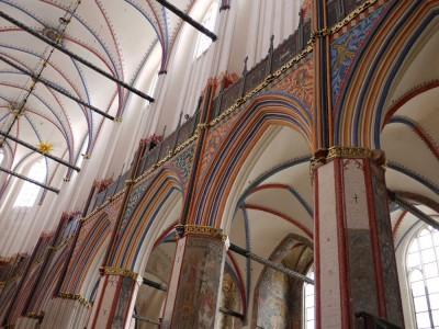 Notranjost Nikolajeve cerkve