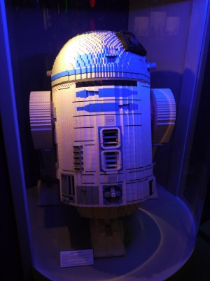 Vojnozvezdni R2-D2 iz legokock