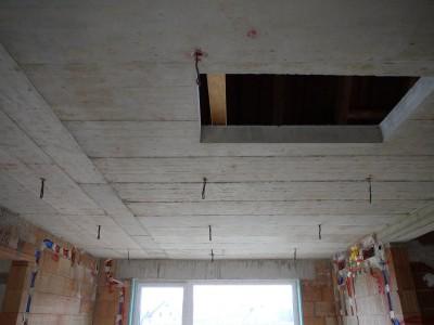 Ožičen strop