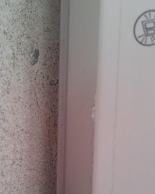 Letvice pri oknih po ometavanju